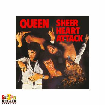 LP Queen - Sheer Heart Attack (Studio Collection)