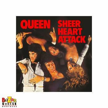 LP Queen - Sheer Heart Attack (Studio Collection)