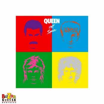 LP Queen - Hot Space (Studio Collection)