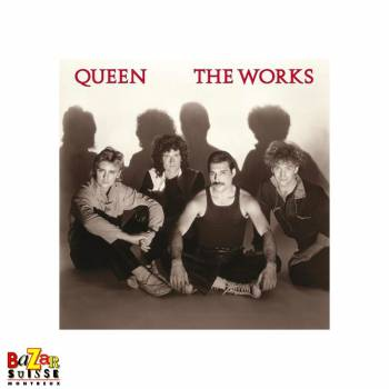 LP Queen - The Works (Studio Collection)