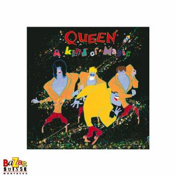 LP Queen - A Kind Of Magic (Studio Collection)