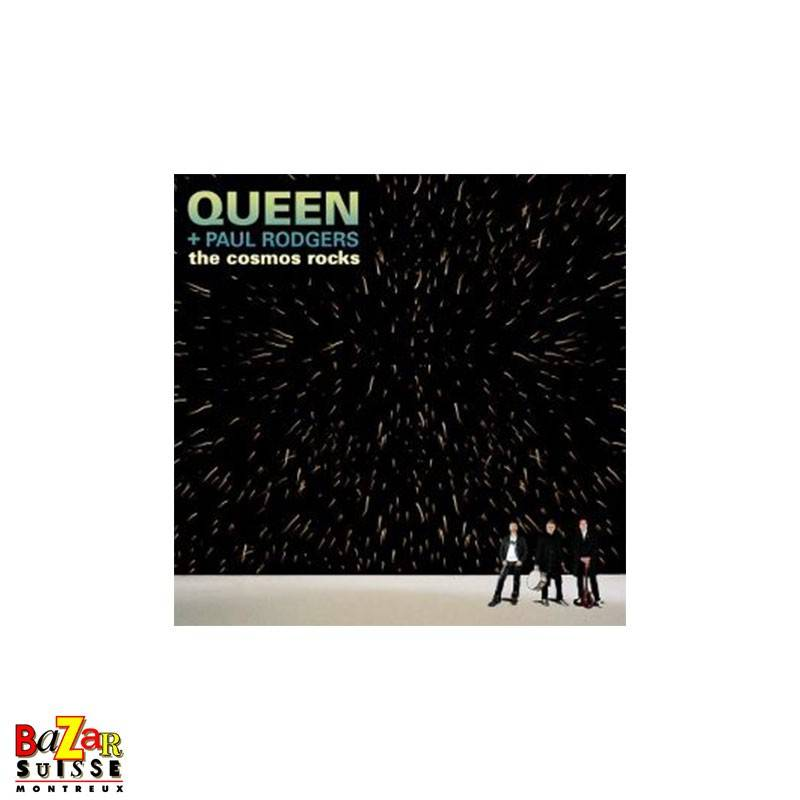 CD Queen + Paul Rodgers - The Cosmos Rocks