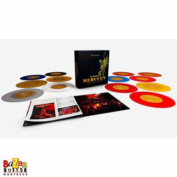 LP Freddie Mercury - Messenger of Gods : The Singles Collection