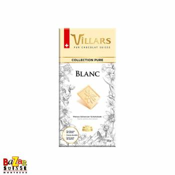 Villars Swiss Chocolate - White Pure