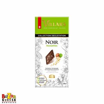 Villars Swiss Chocolate - Dark Hazelnuts
