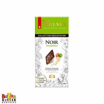 Dark Chocolate with Hazelnut pieces
