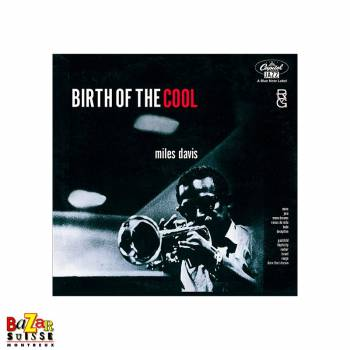 CD Miles Davis ‎– Birth Of The Cool