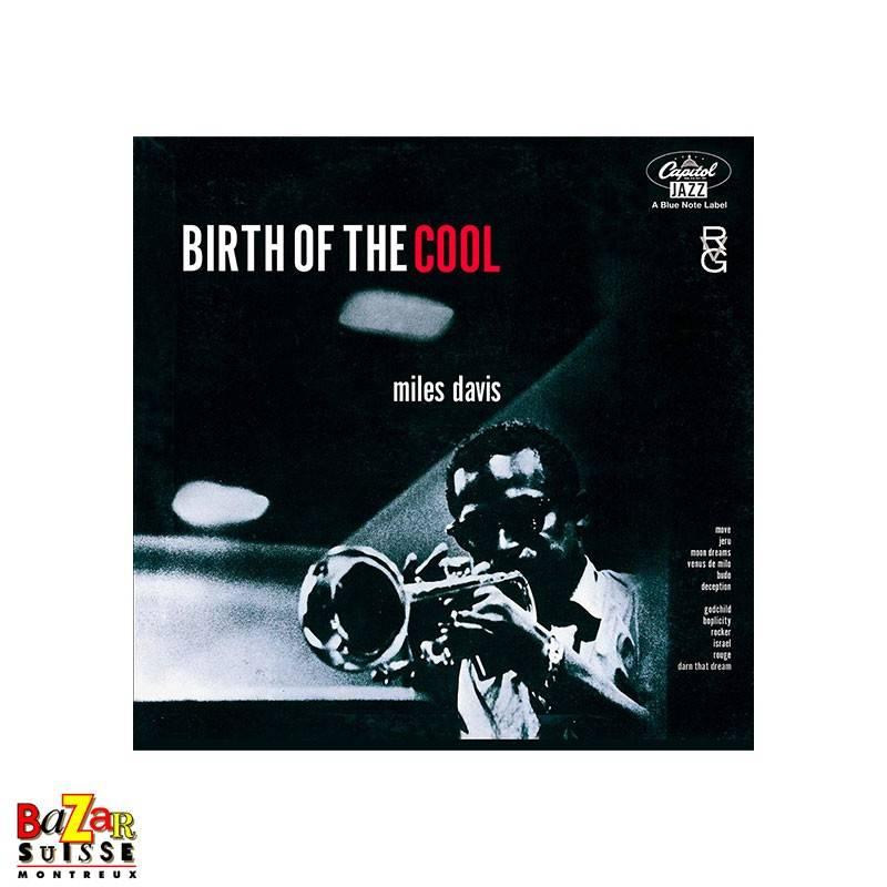 CD Miles Davis – Birth Of The Cool
