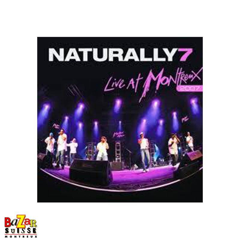 CD Naturally 7 - Live At Montreux 2007