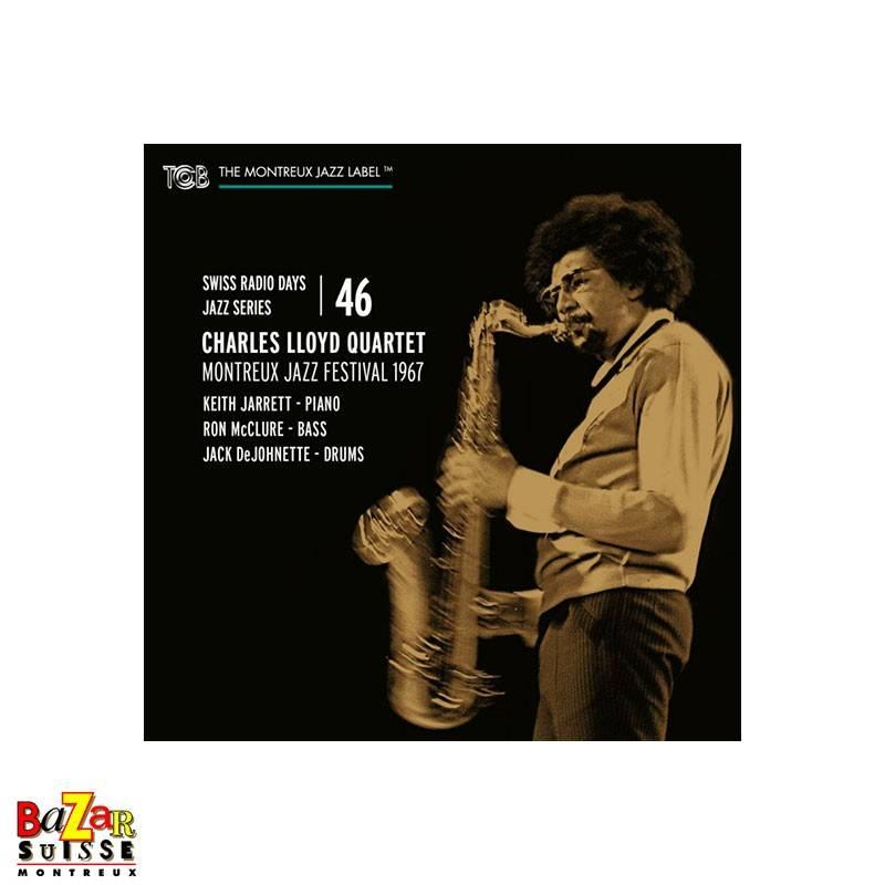 CD Charles Lloyd Quartet - Montreux Jazz Festival 1967