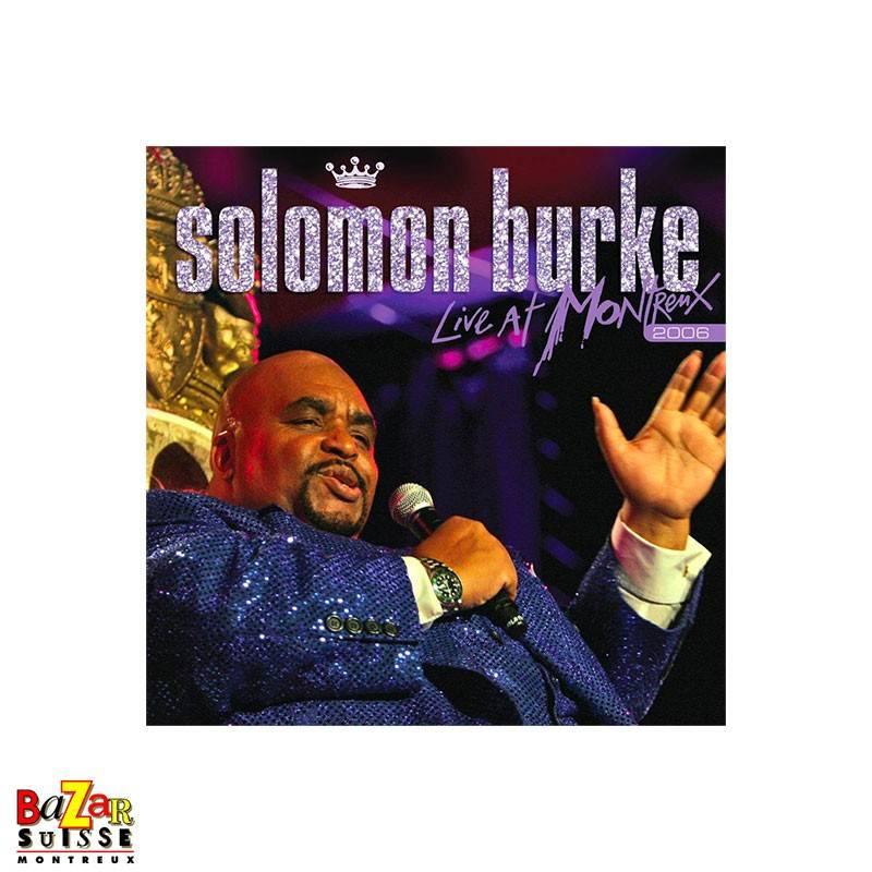 CD Solomon Burke – Live At Montreux 2006