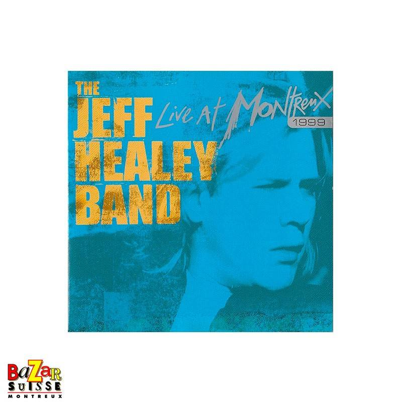 CD The Jeff Healey Band – Live At Montreux 1999