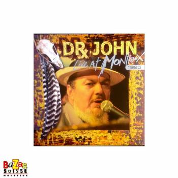 CD Dr. John ‎– Live at Montreux 1995