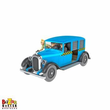 Les Voitures de Tintin – Taxi de Chicago 1/24e