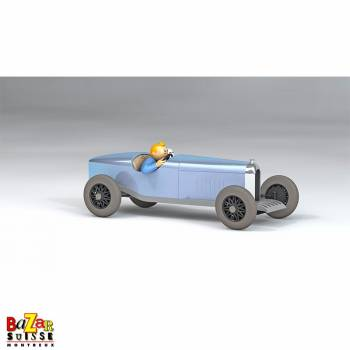 The Cars of Tintin - Amilcar of the Soviets 1/24
