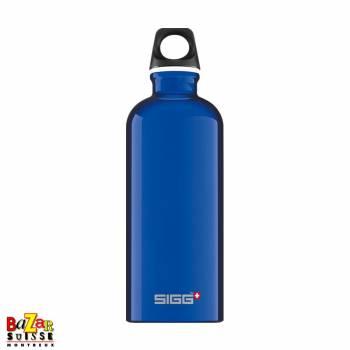 "Sigg bottle ""Traveller Dark Blue"""