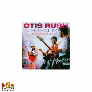 CD Otis Rush ‎– Live at Montreux 1986