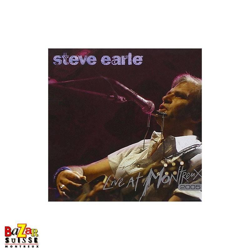 CD Steve Earl – Live at Montreux 2005