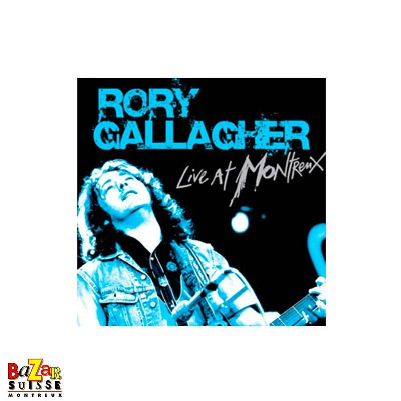 CD Rory Gallagher – Live at Montreux 1979