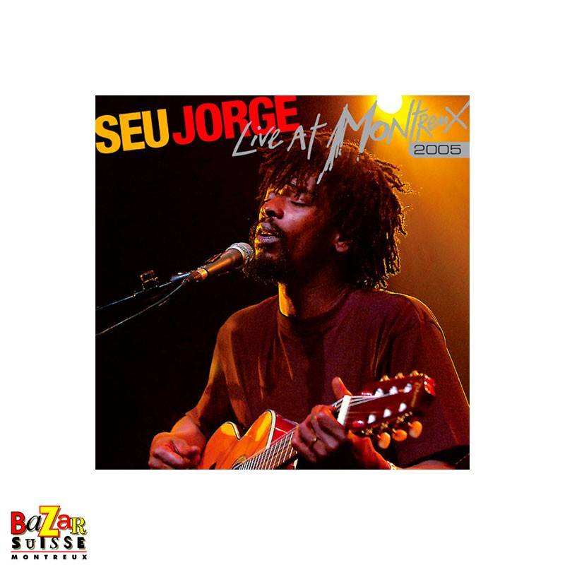 CD Seu Jorge – Live at Montreux 2005