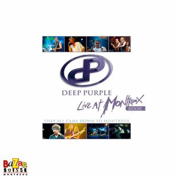 CD Deep Purple – Live at Montreux 2006