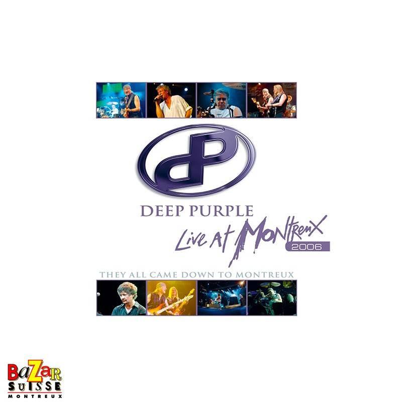 CD Deep Purple – Live at Montreux 2006