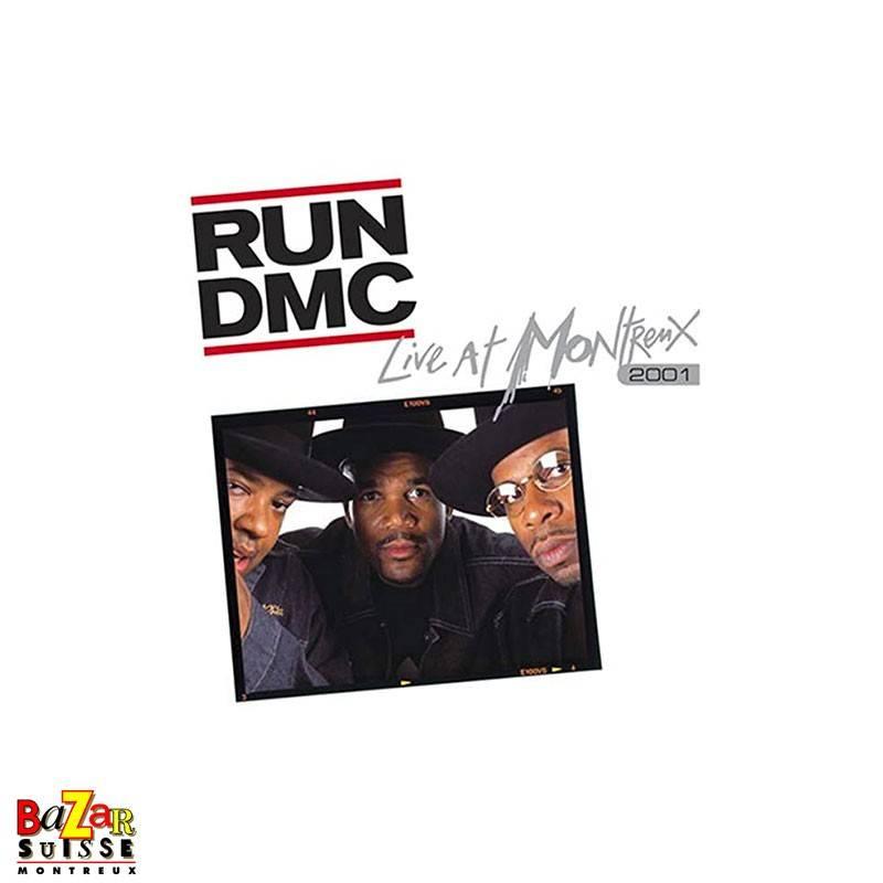CD RUN DMC – Live at Montreux 2001
