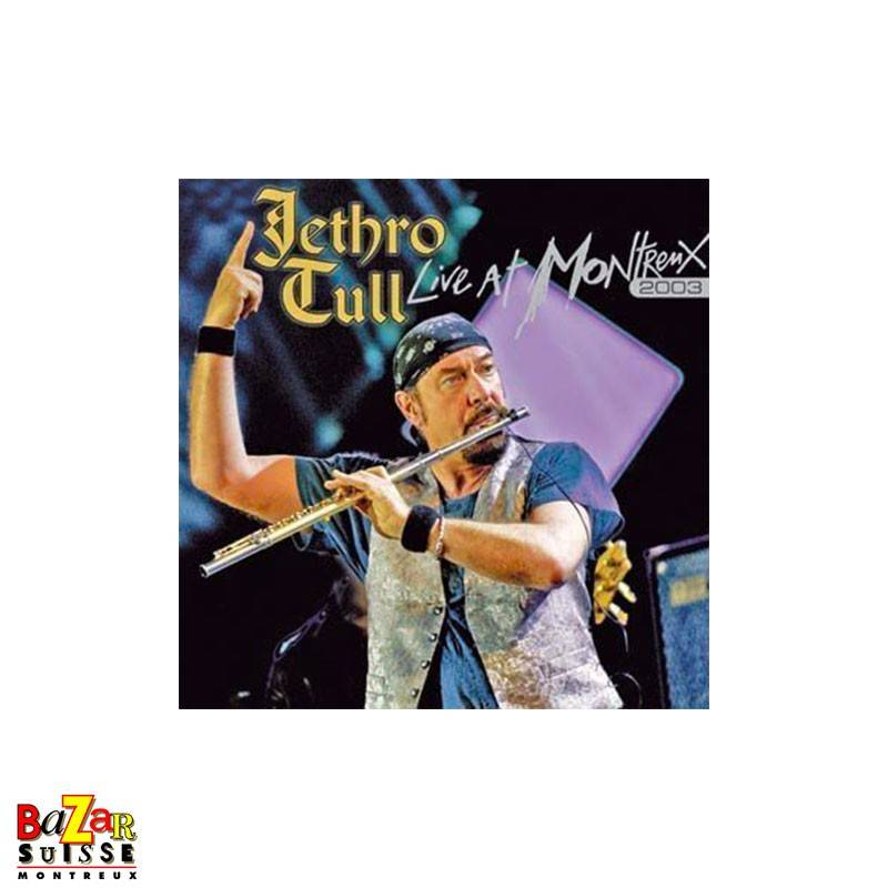 CD Jethro Tull – Live at Montreux 2003