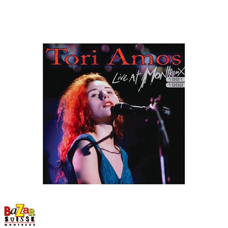 CD Tori Amos – Live at Montreux 1991/1992