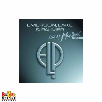 CD Emerson, Lake & Palmer – Live at Montreux 1997