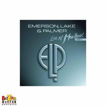 CD Emerson, Lake & Palmer – Live at Montreux 1997