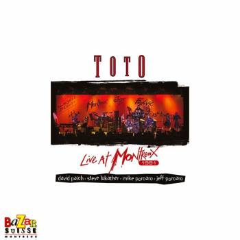 CD Toto – Live at Montreux 1991