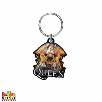 Porte-clés Queen Crest