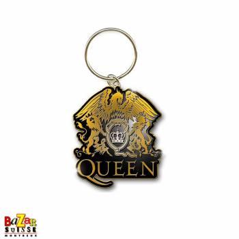 Porte-clés Queen Crest gold