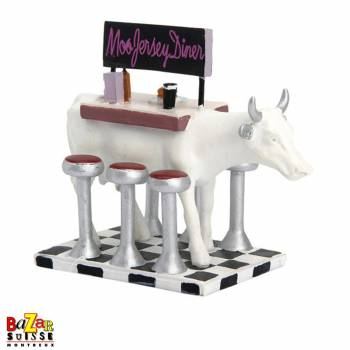 "Vache ""Moo Jersey Diner"""