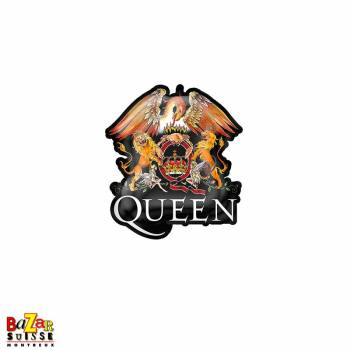 Pins Queen Crest