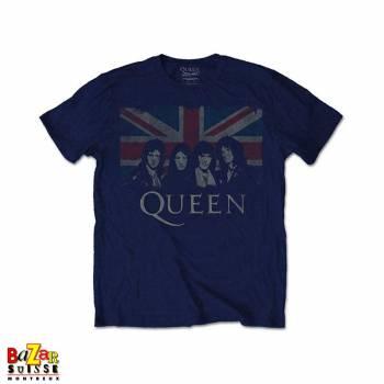 T-shirt Queen Union Jack