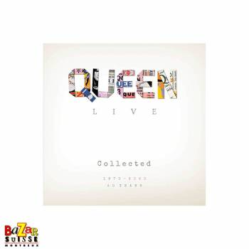 Queen Live Collected 1970-2020 50 Years