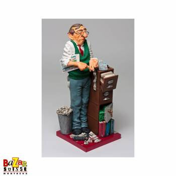 L'expert Comptable - figurine Forchino