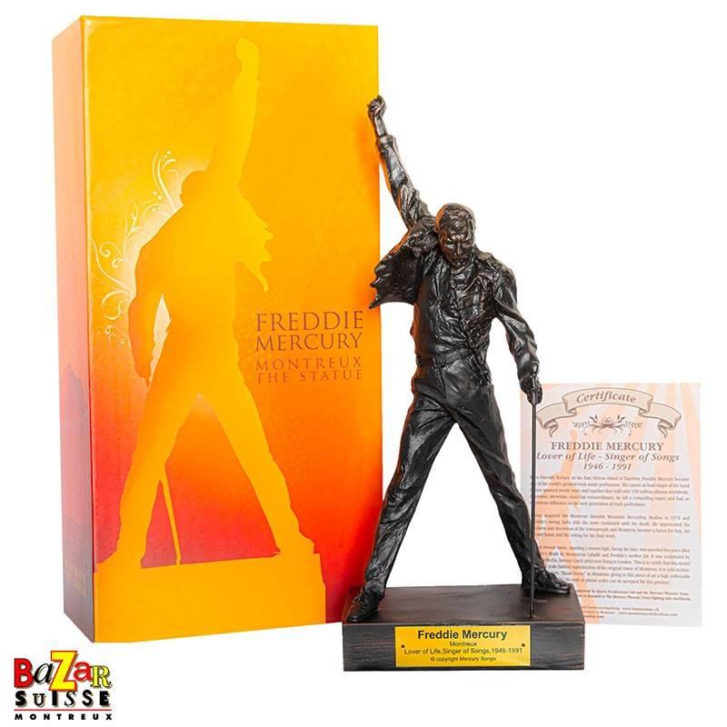 Freddie Mercury Statuette