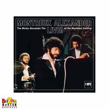CD The Monty Alexander Trio – Live at Montreux 1976