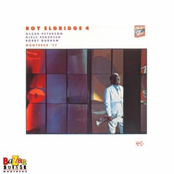 CD Roy Eldridge 4 – Live at Montreux 1977
