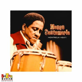 CD Mongo Santamaria – Live At Montreux 1980