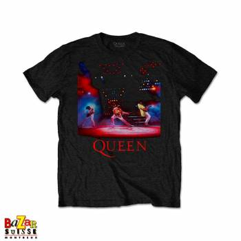 T-shirt Queen Live Shot Spotlight