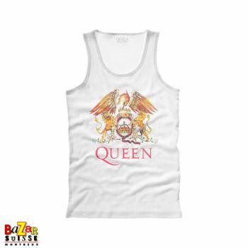 T-shirt Queen Crest