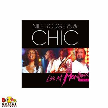 CD&DVD Nile Rodgers & Chic – Live At Montreux 2004