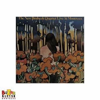 CD The New Brubeck Quartet – Live At Montreux 1977