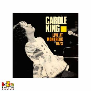 CD Carole King – Live At Montreux 1973