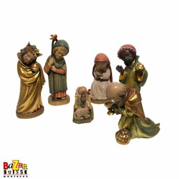 "Nativity ""Anri"" figurines"