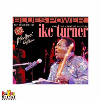 CD Ike Turner's Kings Of Rhythm ‎– The Resurrection – Live At Montreux 2002